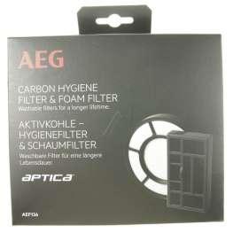 AEG hepa szűrő