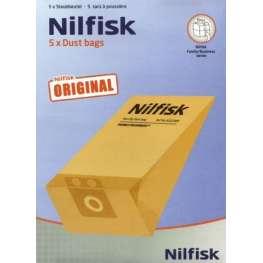 Nilfisk papír porzsák (gyári)