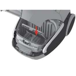 Electrolux szűrőtartó