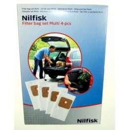 Nilfisk szintetikus porzsák