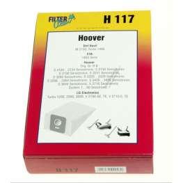 Hoover papír porzsák