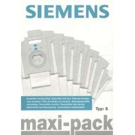 Siemens papír porzsák