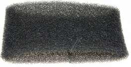 DeLonghi szivacs szűrő