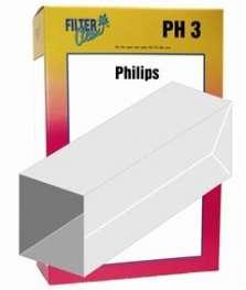 Philips porzsák