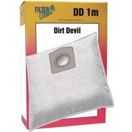 Dirt Devil szintetikus porzsák