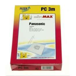 Panasonic szintetikus porzsák