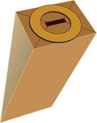 Chromex papír porzsák